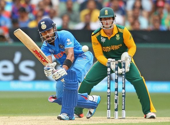 Fixtures announced for India's home series against South Africa