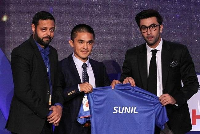 ISL Auction 2015: As it happened - Sunil Chhetri sold to Mumbai City FC for Rs 1.2 crore