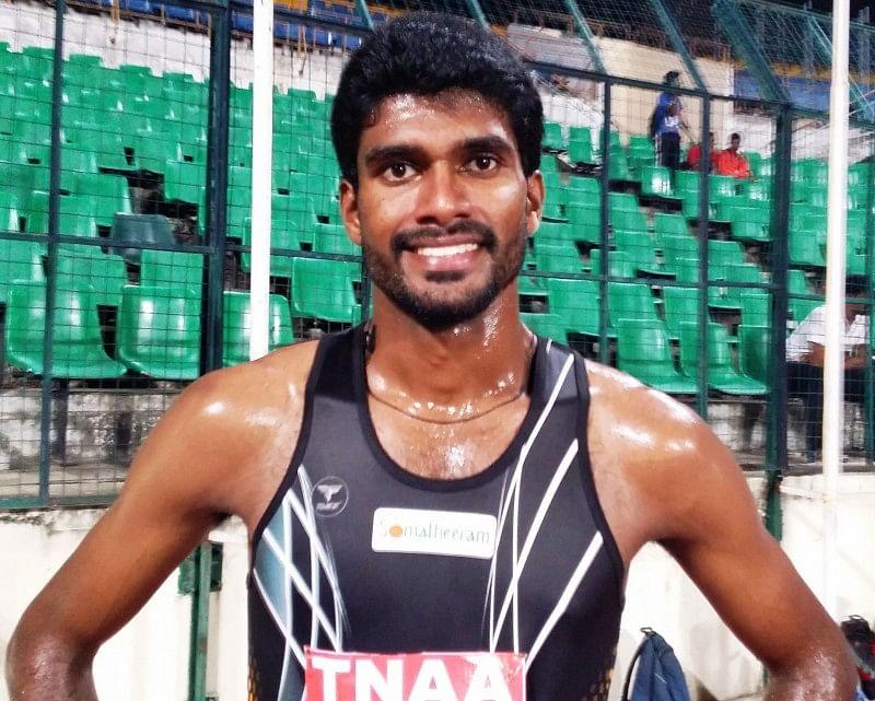 Jinson Johnson- The Rising Star of Indian Athletics