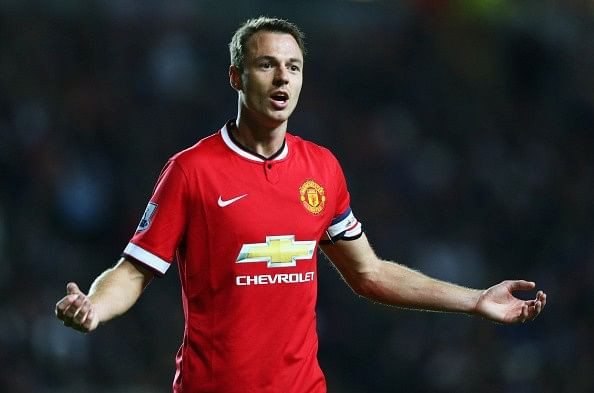Rumour: Jonny Evans nearing Manchester United exit with Everton interested