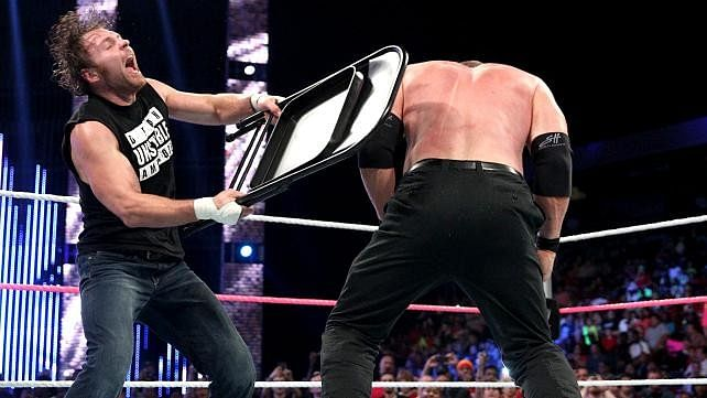 Security guard to sue 12 WWE Superstars over steel chair incident