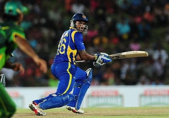 Sri Lankan squad for T20 series has five uncapped players