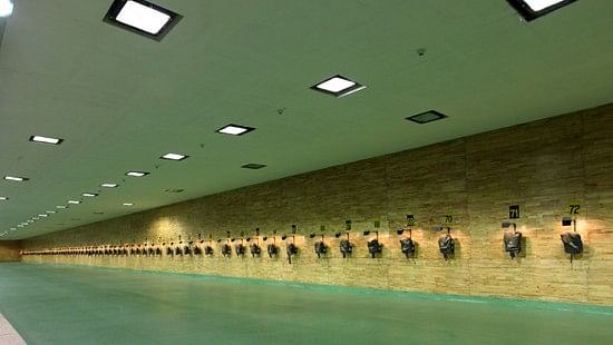 New Delhi to host Asian Airgun Shooting Championship