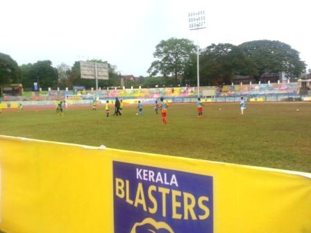 Blasters hoping to kick-off a grassroots revolution in Kerala