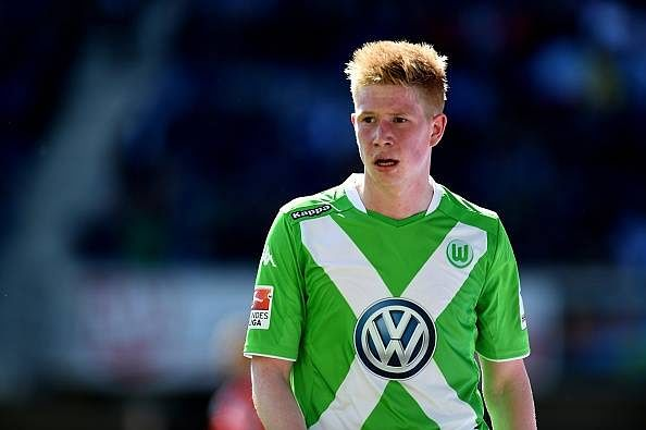 Manchester City target Kevin De Bruyne set to discuss future with Wolfsburg