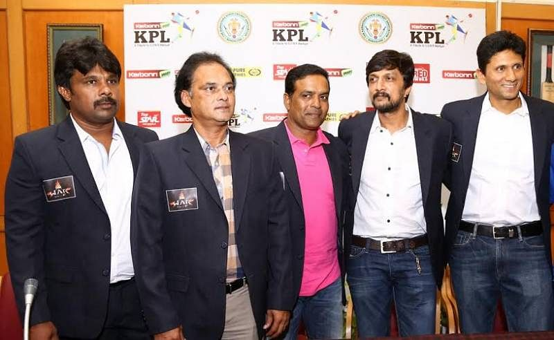 Kiccha Sudeep's Celebrity Rockstars Team Announces the Inclusion of 3 Cricketers