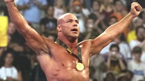 Kurt Angle talks retirement match against Bryan, Lesnar, almost ending Undertaker's streak, more