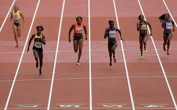 Mixed fortunes for Olympic champions at London Diamond League Games