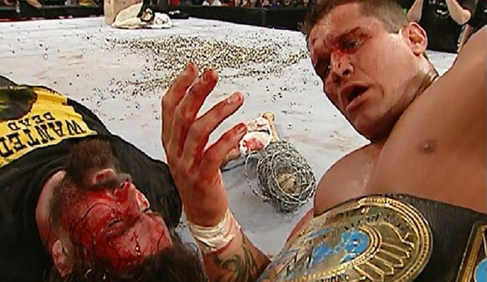 WWE Classics: Mick Foley vs Randy Orton - Backlash 2004