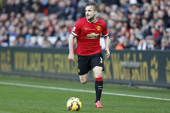 Manchester United boss Louis van Gaal backs Luke Shaw to perform in the upcoming season
