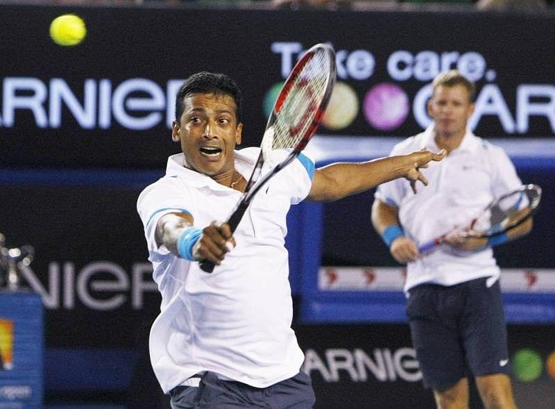 Bhupathi-Tipsarevic knocked out at Wimbledon