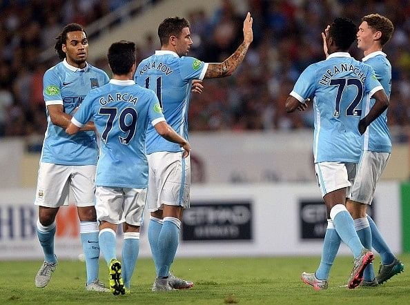 Highlights: Manchester City beat Vietnam 8-1 in pre-season friendly