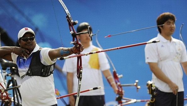 World Archery Championships: Mangal Singh Champia advance to the last 16 stage