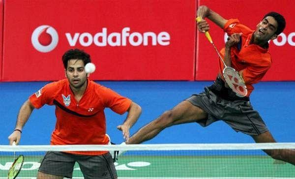 Manu Attri & Summeth Reddy rise to 17th in badminton world rankings