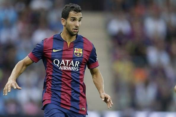 Barcelona defender Martin Montoya signs two-year loan deal with Inter Milan