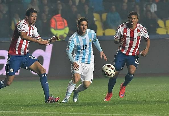 Highlights: Argentina demolish Paraguay 6-1 in their Copa America semi-final