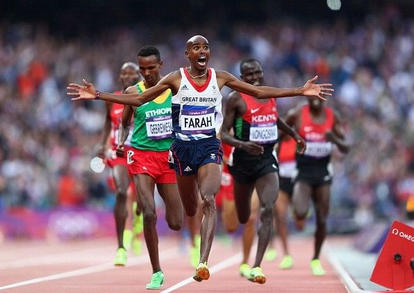 Mo Farah questioned for 5 hours for doping by USADA