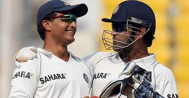 Sourav Ganguly and MS Dhoni -  Saga of a Creator and a Finisher