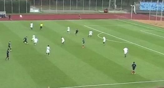 Video: Teenager scores a screamer which gets shortlisted for UEFA goal of the season