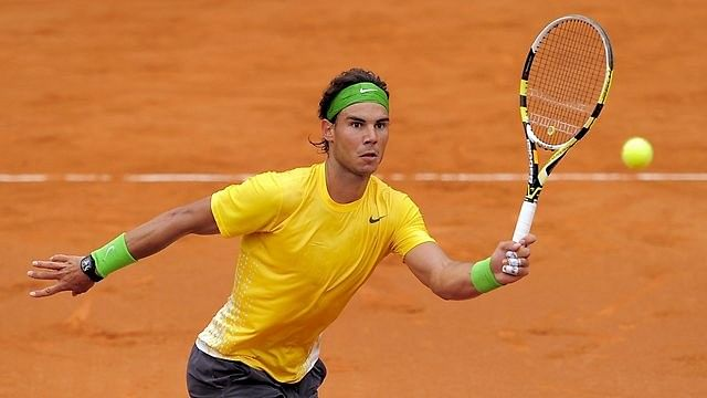 Rafael Nadal starts his Hamburg campaign against Fernando Verdasco