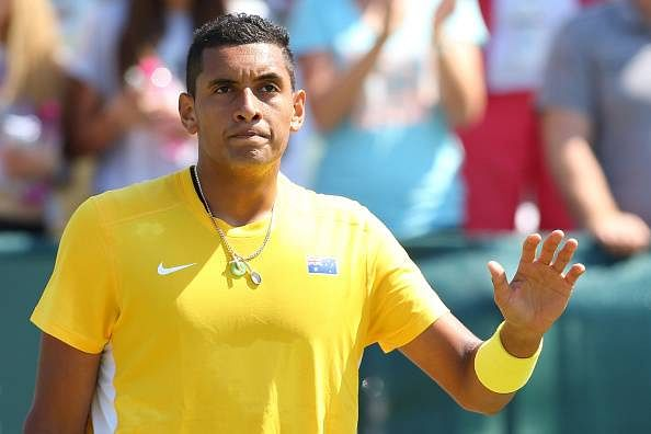 Tennis star Nick Kyrgios calls Australian swimming legend racist