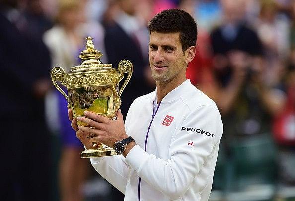 Novak Djokovic: Extending his reign at the top