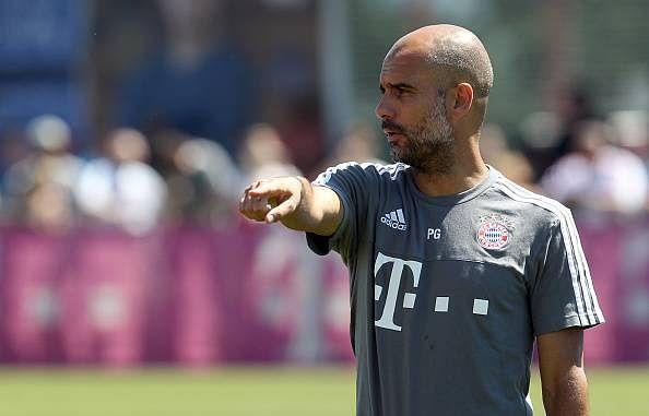 Pep Guardiola anticipates difficult 2015/16 season for Bayern Munich