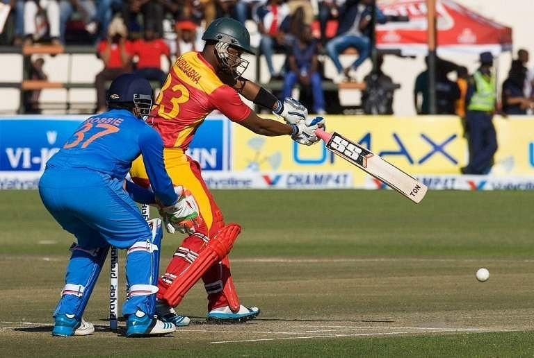 India vs Zimbabwe: second T20I final scoreboard