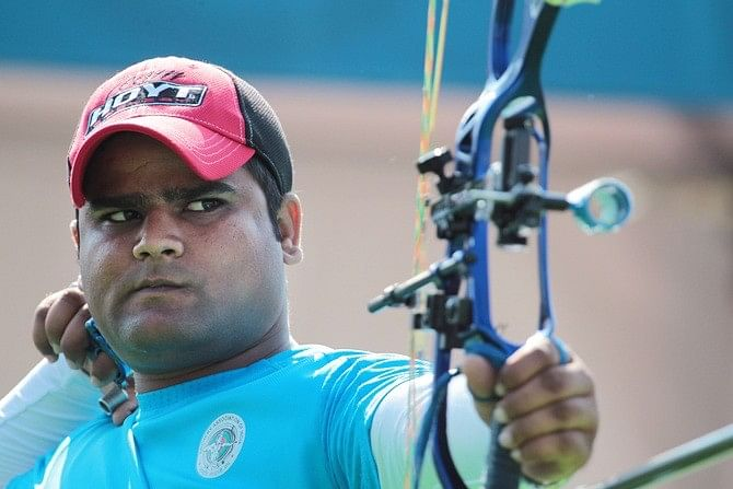 World Archery Championships: Rajat Chauhan enters final of men's compound event