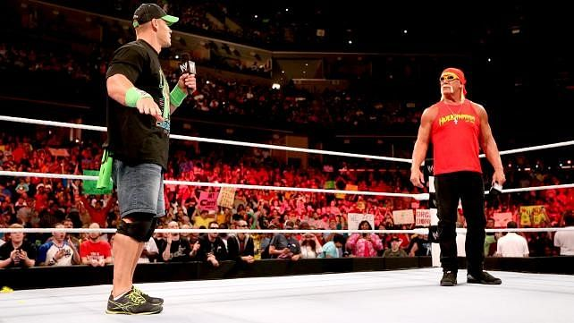 John Cena vs Hulk Hogan at Wrestlemania 32 a possibility? Vince upset with UFC