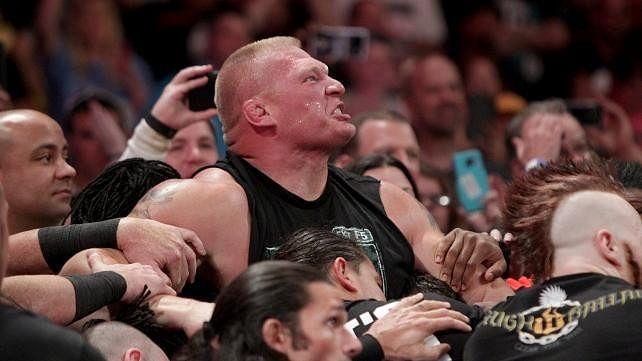 WWE SummerSlam 2015: 7 possible endings for Undertaker vs. Brock Lesnar match