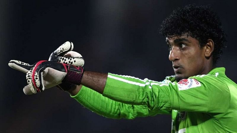 NorthEast United keeper Rehenesh TP wants the team to perform for their fans