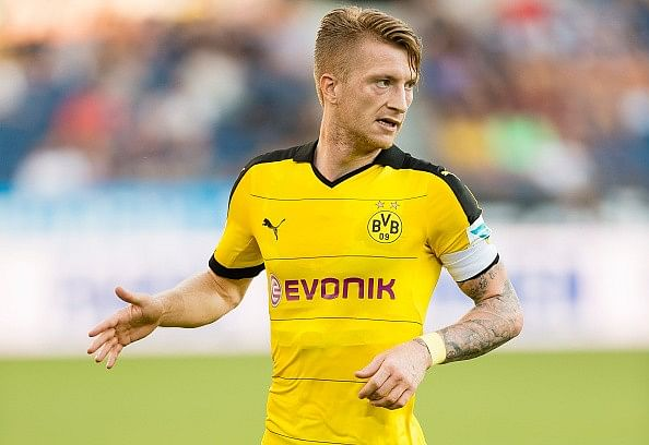 Marco Reus' agents confirm his stay at Borussia Dortmund despite interest from top clubs