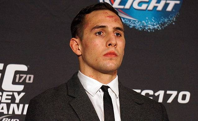 Fighter Feature: Rory 'The Red King' Macdonald