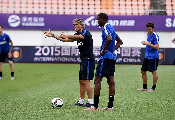 Inter boss Roberto Mancini prepares for a pivotal year in delivering Thohir's ambitious plans
