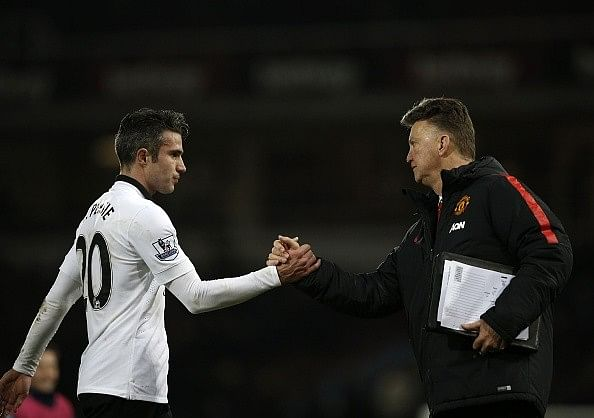 Robin van Persie terms Ed Woodward 'classy', fails to mention Louis van Gaal at Fenerbahce welcome