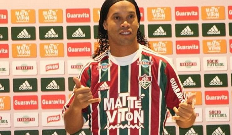 Ronaldinho set for Fluminense debut against former club Gremio