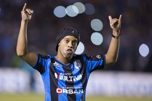 Ronaldinho key as Fluminense agree deal to take part in a friendly tournament in US
