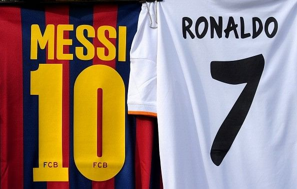 7 differences between Lionel Messi and Cristiano Ronaldo