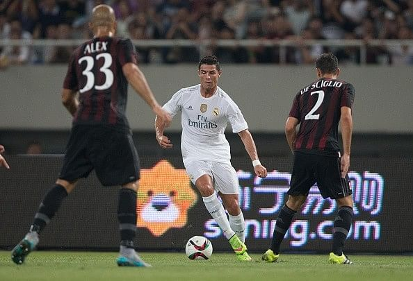 Highlights: Real Madrid beat AC Milan (10-9) in penalty shootout after goalless draw