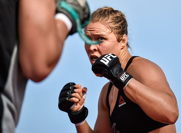 Top 3 credible threats for Ronda Rousey