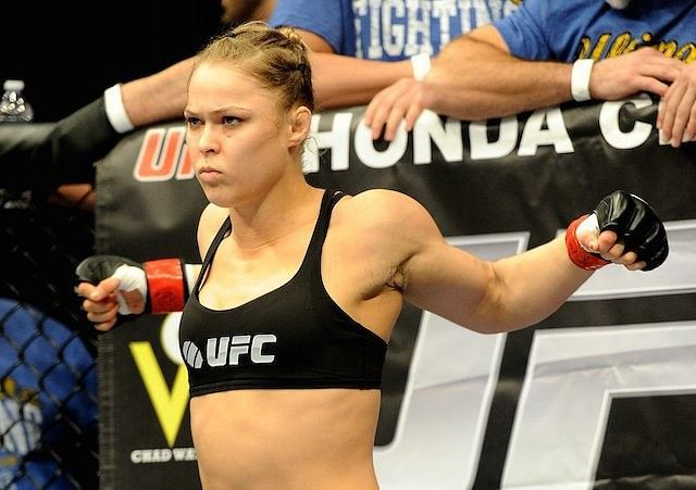 UFC Recap : Ronda Rousey's 3 toughest opponents so far