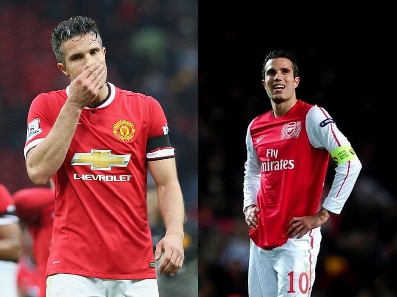A legend or a footnote in EPL: Tracing the legacy of Robin Van Persie