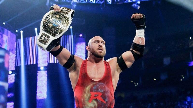 Injured Ryback out of WWE Battleground