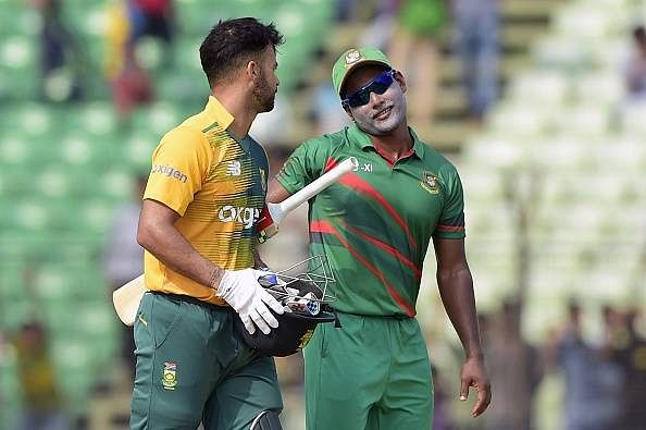 Bangladesh keen to change history against South Africa