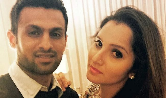 Shoaib Malik and Sania Mirza make celebratory Dubsmash video