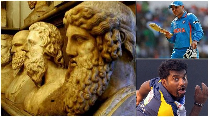 Cricketers and their philosopher alter egos
