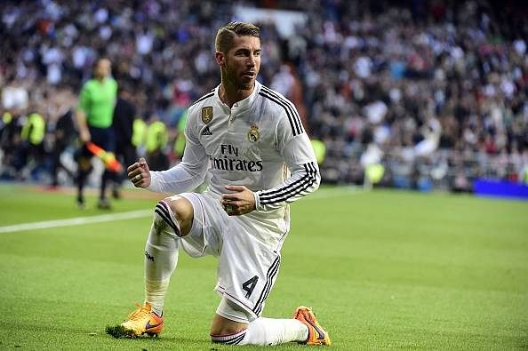 Sergio Ramos' mother pours cold water on United move, says her son will remain at Madrid