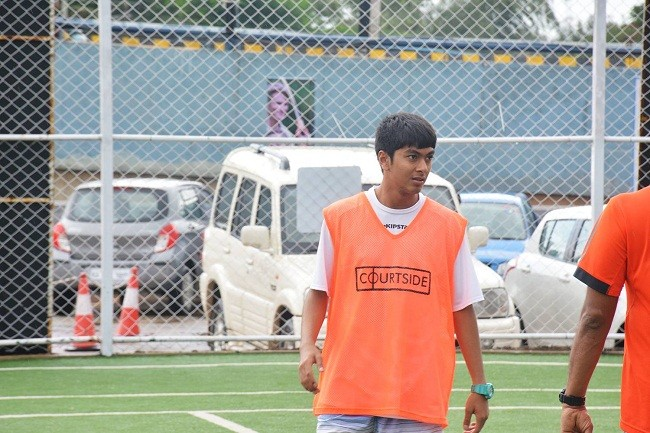 How a teenager used football to raise Rs 6.5 lakh for a cancer foundation for children