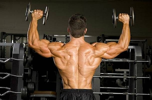 Shoulder strength training for all athletes